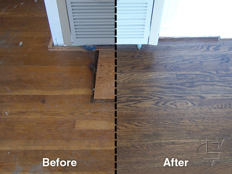 ... floor stain - stain colors , stain pictures - OAKLAND WOOD FLOORS