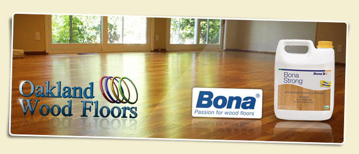 Bona Strong Wood Floor Finish Pacific Strong Oakland