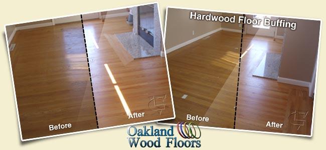 Hardwood Floor Buffing creative of hardwood floor buffing refinish hardwood floors yourself restoring wood floors houselogic Buffing Wood Floors Wb Designs