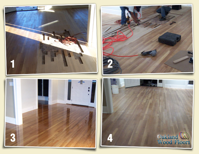 Oakland Hardwood Floors Part - 43: ... Knowledgeable With Our Hardwood Floor Installation, And Thank You Floors  In California For Setting All This Up With Ease And For Helping Me Save  Money.