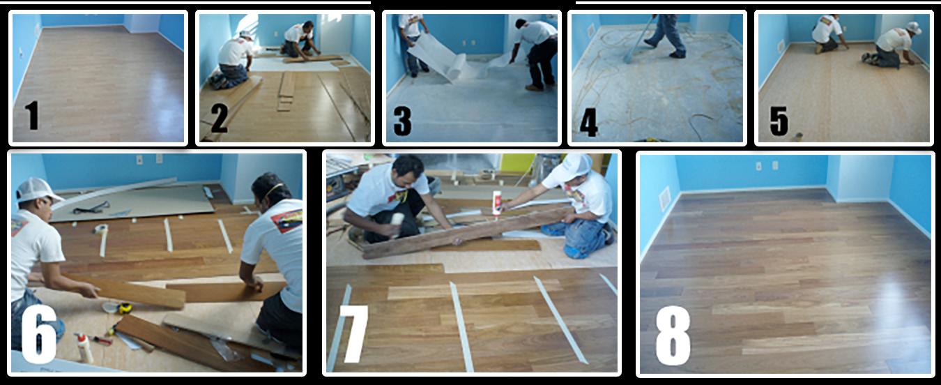 Oakland Wood Floors - Hardwood Installation