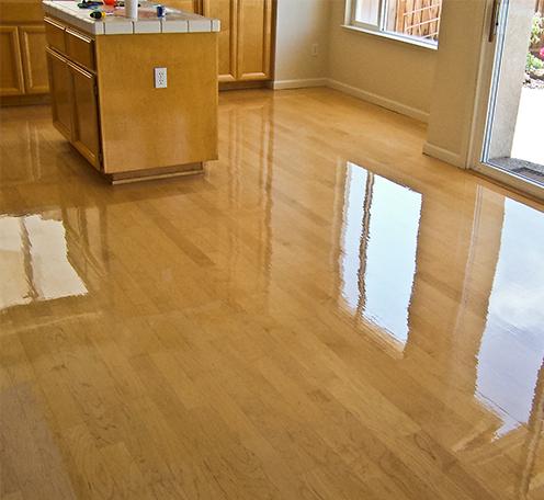 Oakland Wood Floors Home