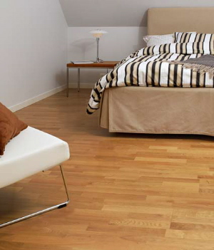 Bona naturale finish, clear coat water base oak floors.